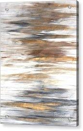 Gold Coast #22 Landscape Original Fine Art Acrylic On Canvas Acrylic Print