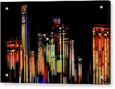 Gold Coast Rising Acrylic Print