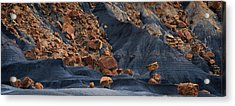 Acrylic Print featuring the photograph Gold Rush by Edgars Erglis
