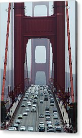 Golden Gate Bridge, San Francisco Acrylic Print