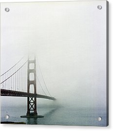Golden Gate Bridge, San Francisco, California Acrylic Print by Tuan Tran