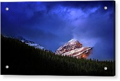 Acrylic Print featuring the photograph Golden Nugget by John Poon