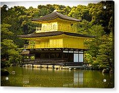 Golden Palace Acrylic Print