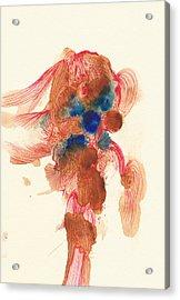 Goldfish- #ss14dw029 Acrylic Print by Satomi Sugimoto