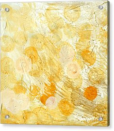 Goldie Acrylic Print