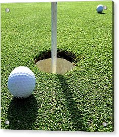 Golf #juansilvaphotos #photography Acrylic Print