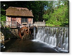 Gomez Mill In Spring #1 Acrylic Print