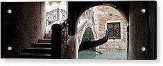 Gondola Da Ivo Acrylic Print