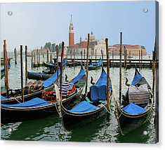 Gondola Station Acrylic Print