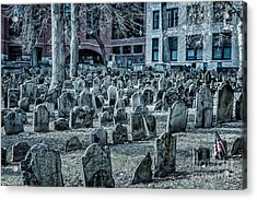 Gone But Not Forgotten Acrylic Print by Tamyra Ayles