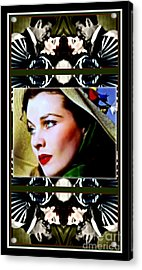 Gone With The Wind Acrylic Print by Wbk