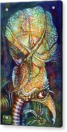 Gonzo Is That You Acrylic Print by Otto Rapp