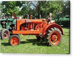 Good Day On The Farm Acrylic Print