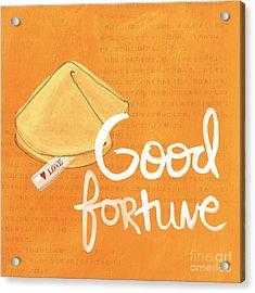 Good Fortune Acrylic Print