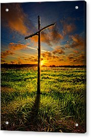 Good Friday Acrylic Print by Phil Koch
