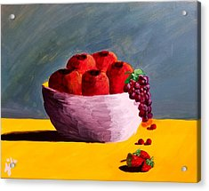 Good Fruit Acrylic Print