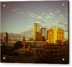 Good Morning Birmingham Acrylic Print