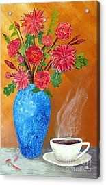 Good Morning Acrylic Print by Desiree Paquette