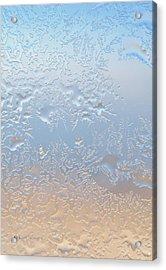 Good Morning Ice Acrylic Print by Kae Cheatham