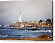Good Morning Pigeon Point Acrylic Print