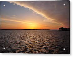 Good Morning Sunshine Acrylic Print by Bill Cannon