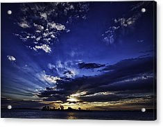 Good Morning With Love Acrylic Print