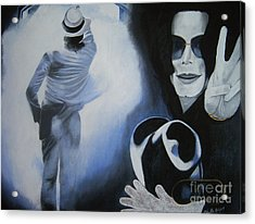 Goodbye Mr. Jackson Acrylic Print
