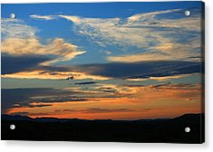 Goodnight Arizona Acrylic Print