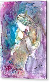 Goodnight Kiss Acrylic Print