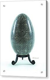 Goose Egg Gd003 Acrylic Print