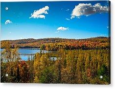 Goose Lake Acrylic Print