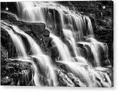 Goosebeery Falls Acrylic Print