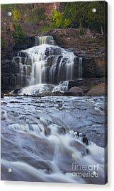 Gooseberry Falls North Shore Minnesota Acrylic Print
