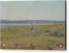 Gooseberry Island Westport Ma Acrylic Print