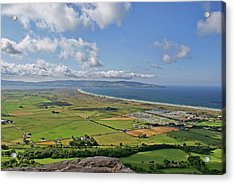 Gortmore Viewpoint, Northern Ireland. Acrylic Print