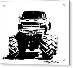 Got Mud? Acrylic Print