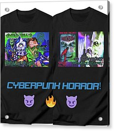 Got Two New Shirts In My Store Acrylic Print