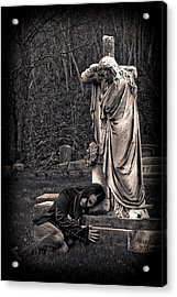 Goth At Heart - 3 Of 4 Acrylic Print