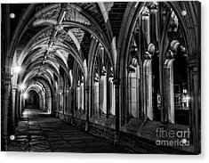 Gothic Arches Acrylic Print
