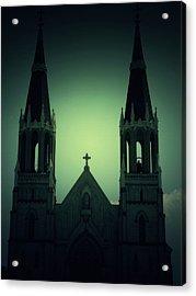 Gothic Acrylic Print