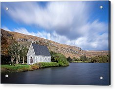Gougane Barra, Ballingeary, Cork Acrylic Print by Philip Mulhall