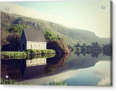 Gougane Barra In Ireland Photo Acrylic Print