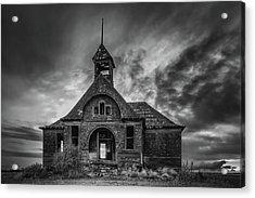 Goven School House Acrylic Print