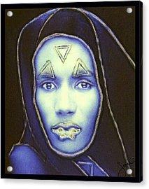 gRace jOnes one Acrylic Print by JOnezi