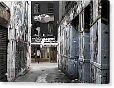 Graff Street Acrylic Print