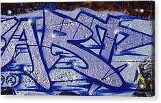 Graffiti Art-art Acrylic Print