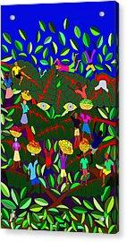 Gran Bwa Acrylic Print by Dimitri Beaulieu