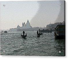 Grand Canal Acrylic Print