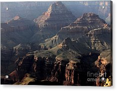 Grand Canyon 1 Acrylic Print by Erica Hanel