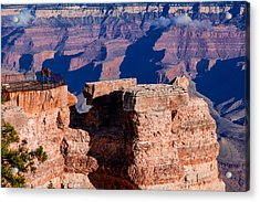 Acrylic Print featuring the photograph Grand Canyon 16 by Donna Corless